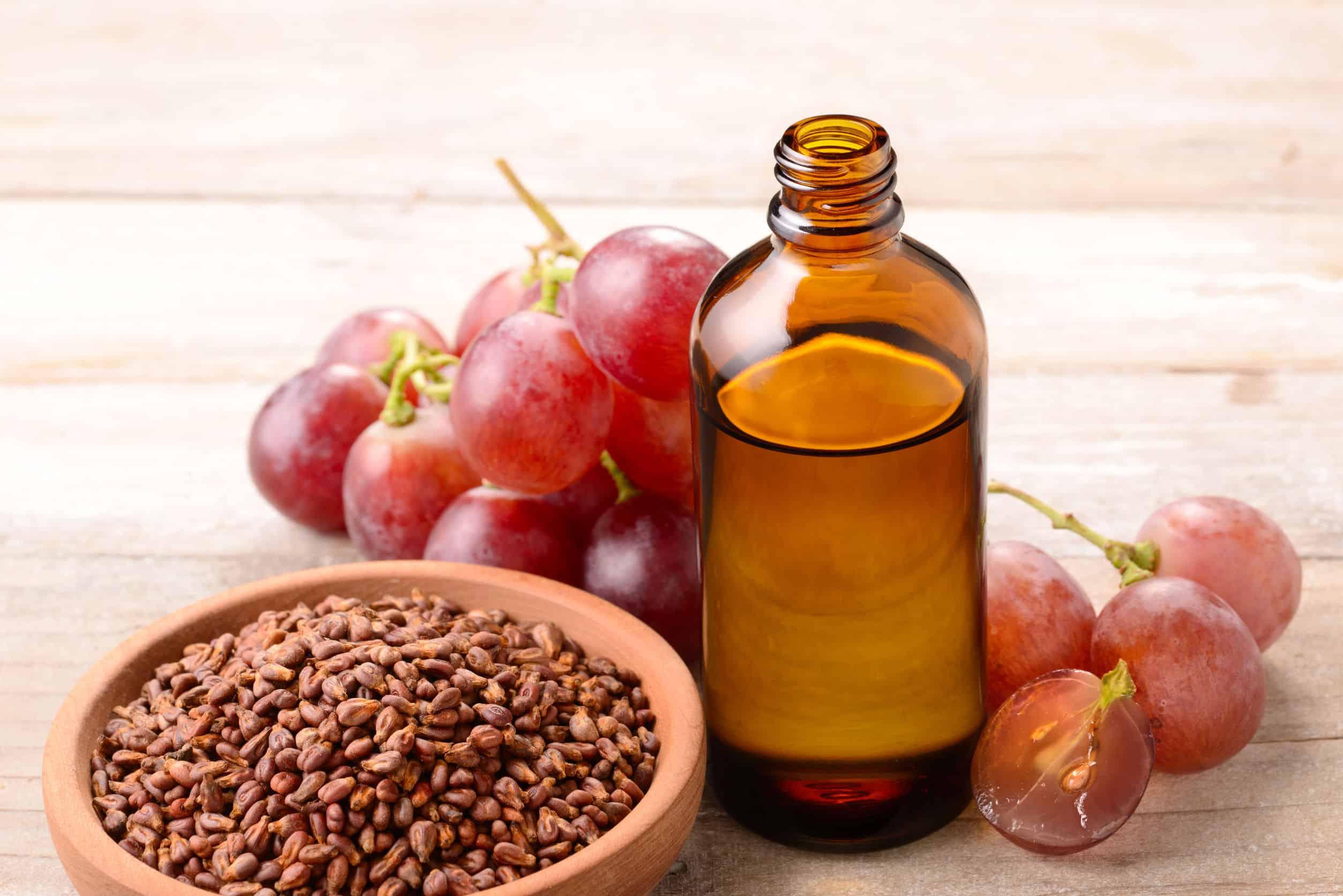 Traubenkernöl: Test & Empfehlungen (05/21)