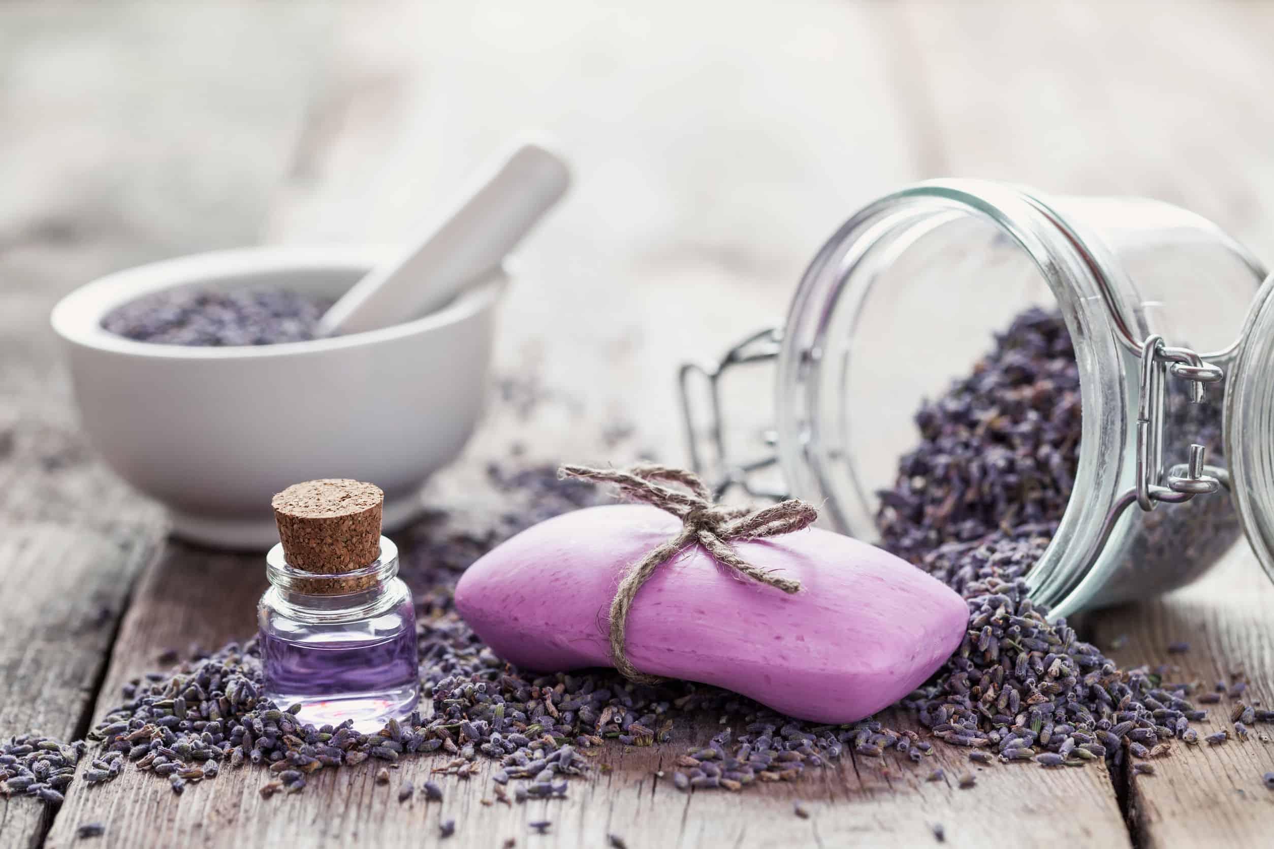 Lavendelseife: Test & Empfehlungen (07/20)